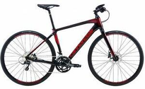2017 Cannondale Quick Carbon 2, Quick Disc 1 and 3, and Quick 4
