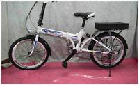 Vélo Électrique Utilisée / Used Electric Bike