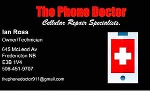 THE PHONE DOCTOR -Cellular Repair Specialists