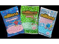 £1 sweets Market Trader, £1 shop, Online Shop, Wedding Favours Shop Keeper.