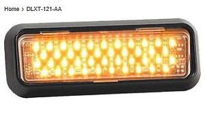 Lights for Tow Trucks, Construction Equipment