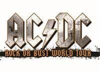 AC/DC Ticket