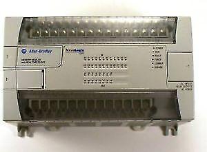 1762-L40BW A C allen Bradley  FRN 14 MicroLogix 1200 Controller