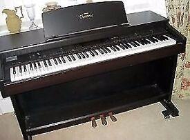 Yamaha Clavinova CVP-92 piano AWM