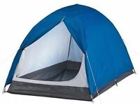 2 person tent - used once, all pieces included