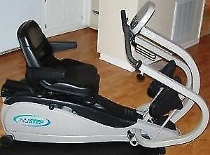 NUSTEP RECUMBENT STEPPER
