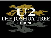 U2 Tickets - Pitch Standing - Twickenham Stadium. Sunday 9th July