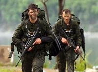 Infantry Soldier Positions - Army Reserves - Soldats Fantassins