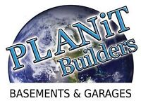 Stay Warm, Frame Basments for PLANiT Builders!