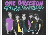 One Direction Tickets Wednesday Sep 9, 2015 Lower level