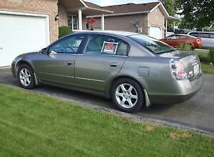Beautiful 2006 Nissan Altima Special Edition