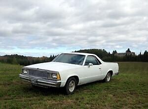 1981 el Camino / 1928 Plymouth model q for sale or trade for?