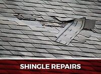 Shingle Roof Repair / Siding