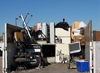 Cheap junk/waste removal, appliances, yardwaste, free quotes