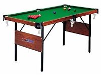 Snooker/Pool Table - BCE Le Club 4ft 6
