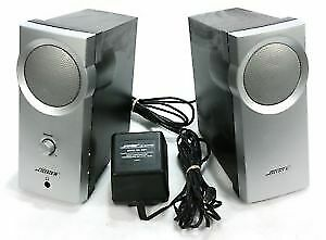 Bose Companion 2 Speakers Laptop/Pc or Phone