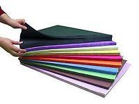 A1 100gsm Assorted Kaleidoscope Sugar Paper 250 Sheets