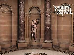 WANTED: 1 ticket to Nude Live @ Sydney Festival (nudist audience) Sydney City Inner Sydney Preview