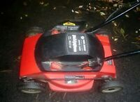 FREE - Two lawn mowers / For parts PENDING PU