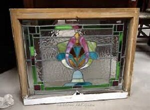 Antique Leaded Stained Glass Windows - Top Prices Paid