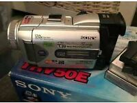 SONY HANDYCAM DCR-TRV50E MINI DV CAMCORDER IN VERY GOOD CONDITION PAL