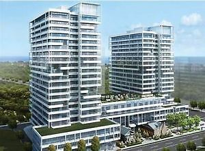 Brand New 1 Bedroom + Den with large terrace