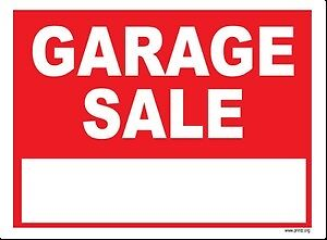 Garage Sales for Church Fundraising