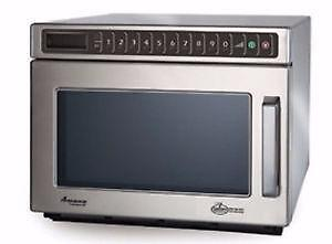 HDC12A2 Amana C-Max Commercial Microwave Oven
