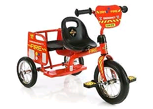 Wanted: Wanted: tandem trike