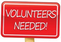 Municipal election campaign looking for volunteer people