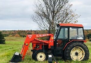1990 2 TOR 7211 Tractor