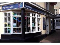 Customer Service Volunteer - Saffron Walden Shop