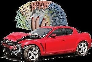 Cash on the spot for all unwanted Damaged cars vans utes Revesby Bankstown Area Preview