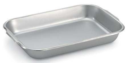 VOLLRATH 61270 Bake/Roast Pan,Stainless Steel,6-1/2 Qt.