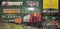 MODEL TRAIN SETS FOR THE HOLIDAYS