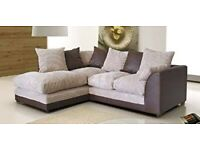 New Luxury Byron sofa Available In Beautiful Colours Cash On Delivery