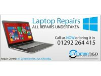 *** Laptop and PC Sales Repairs Specialists - STORM COMPUTER SHOP ***