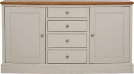 Schreiber Chalbury Sideboard - White Oak