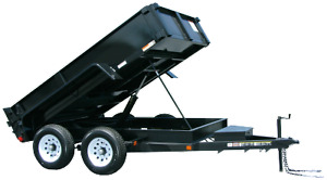 Local Distributor for custom built steel trailers