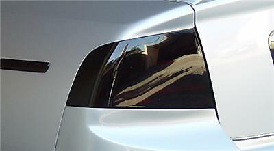 04-08 ACURA TL SMOKE TAIL LIGHT PRECUT TINT COVER SMOKED OVERLAYS