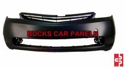 TOYOTA PRIUS 2004 2009 FRONT BUMPER NEW PRIMED READY TO PAINT