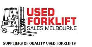 FORKLIFT MITSUBISHI 6Ton - Finance or (*Rent-To-Own $107pw) Ferntree Gully Knox Area Preview