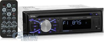 Usb Memory Bluetooth - Boss 508UAB Single DIN Bluetooth MP3/CD/AM/FM Car Stereo with USB/SD Memory Card