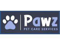 Pawz Pet Care Services - Dog Walking, Home Visits and Pet Taxi