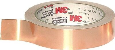 3m 1181 Emi Copper Foil Shielding Tape 12 In X 18yd