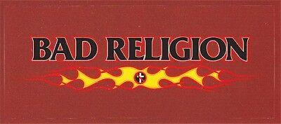 Bad Religion The New America RARE promo sticker '00