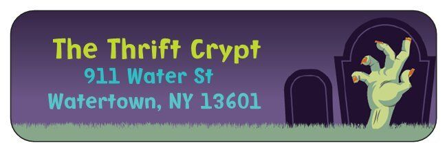 The Thrift Crypt