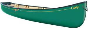 Cargo Canoe and Motor