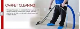 Professional Carpet Cleaning in Romford