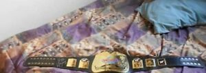 WWF Tag team Deluxe Replica belt 66 out of 2000